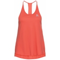 ZEROWEIGHT-hemd voor dames, hot coral, large
