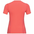 Shirt s/s crew neck Ceramicool, dubarry - pickled beet, large