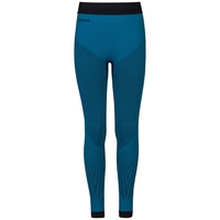 EVOLUTION WARM baselayer pants, seaport - black, large