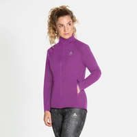 Women's ZEROWEIGHT PRO WARM Running Jacket, hyacinth violet, large