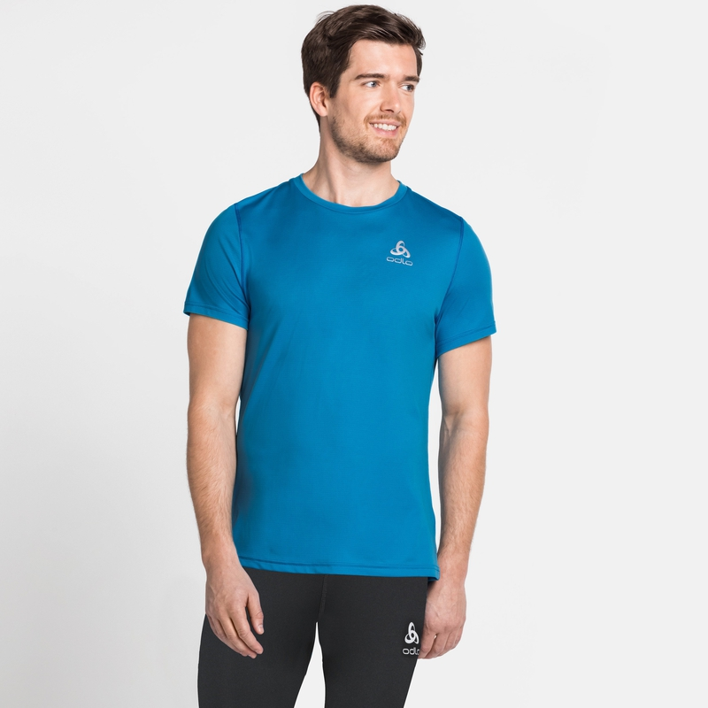 Men's ZEROWEIGHT T-Shirt, blue aster, large