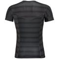 Men's ZEROWEIGHT Cycling Base Layer T-Shirt, odlo graphite grey - black, large