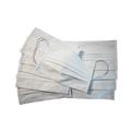 "Maschera in tessuto ""Community"" - 10 pezzi, lavabile, white, large"