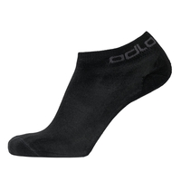 ACTIVE LOW Sneaker-Socken im Doppelpack, black, large