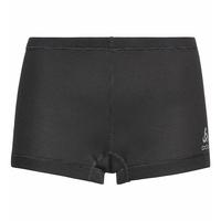 Women's ACTIVE CUBIC LIGHT Sports Underwear Panty 2 Pack, black - black, large