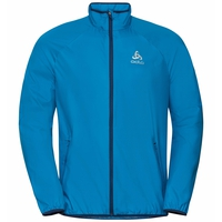 Men's ELEMENT LIGHT Running Jacket, blue aster - estate blue, large