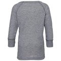 SUW Top Crew neck l/s ACTIVE ORIGINALS Warm TREND Kids, grey melange, large