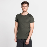 Herren ACTIVE F-DRY LIGHT Baselayer T-Shirt, climbing ivy, large