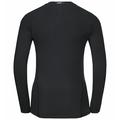 BL Top Crew neck l/s CERAMICOOL pro, black, large
