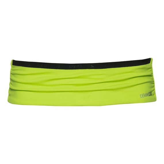 Beltpack VALUABLES WAIST, acid lime, large