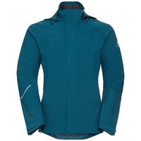 Men's FREMONT Hardshell Jacket, blue coral, large