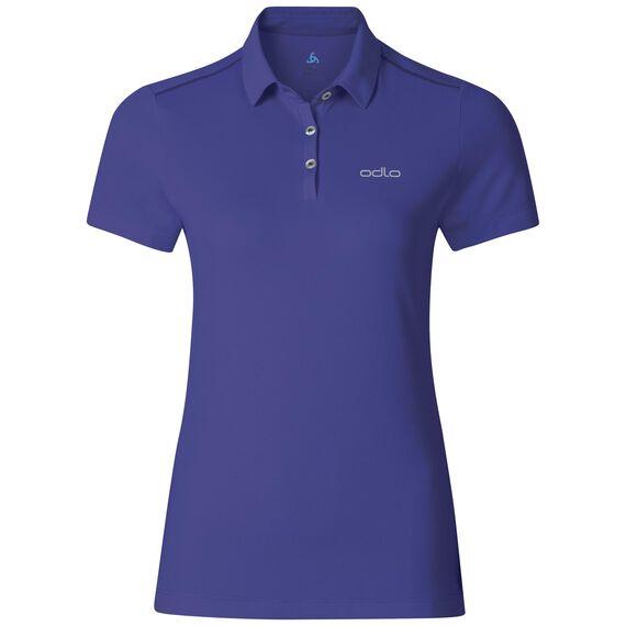 TINA polo shirt, spectrum blue, large
