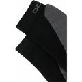 Unisex ACTIVE WARM ELEMENT Ski Socks, black, large