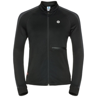 Midlayer full zip PAL, black, large