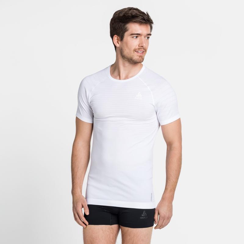 T-shirt technique PERFORMANCE X-LIGHT pour homme, white, large