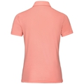 Polo F-DRY, coral haze, large