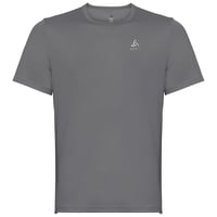 Herren CARDADA T-Shirt, odlo steel grey, large