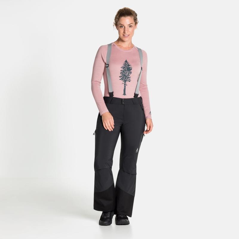 Women's SLY Logic Pants, black, large