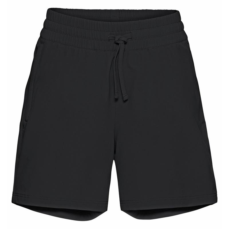 Damen HALDEN Shorts, black, large