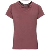 Damen MAHA T-Shirt, roan rouge, large