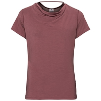Women's MAHA T-Shirt, roan rouge, large