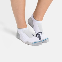 LIGHT Low Socks, white, large