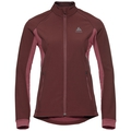 Women's AEOLUS Jacket, decadent chocolate - roan rouge, large