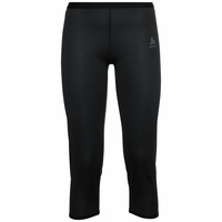 Women's ACTIVE F-DRY LIGHT ECO 3/4 Base Layer Pants, black, large