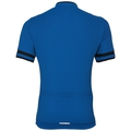BREEZE cycling jersey men, energy blue, large