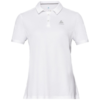 Polo manica corta F-Dry, white, large
