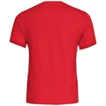 BL TOP Crew neck s/s NIKKO F-DRY, fiery red, large