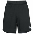 Women's ZEROWEIGHT water resistant Shorts, black, large
