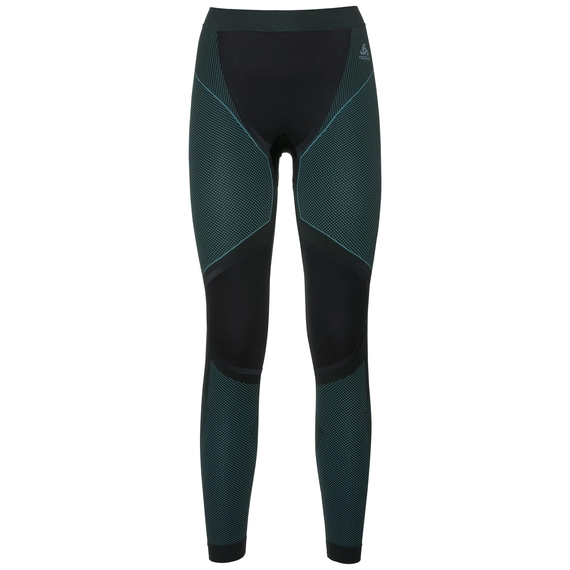 Women's PERFORMANCE WINDSHIELD XC LIGHT Sports-Underwear Pants, black - blue radiance, large