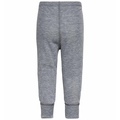 ACTIVE WARM KIDS Funktionsunterwäsche Set, atlantic deep - grey melange, large