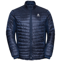 Gefütterte Herren COCOON S-THERMIC LIGHT Jacke, estate blue, large