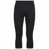 Men's ACTIVE WARM ECO 3/4 Baselayer Pants, black, large