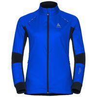 Jacket AEOLUS windstopper®, lapis blue - black, large