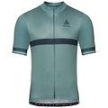 Men's ZEROWEIGHT CERAMICOOL Short-Sleeve Cycling Jersey, arctic, large