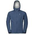 Veste imperméable AEGIS pour homme, ensign blue, large