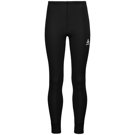 ACTIVE WARM KIDS Base Layer Pants, black, large