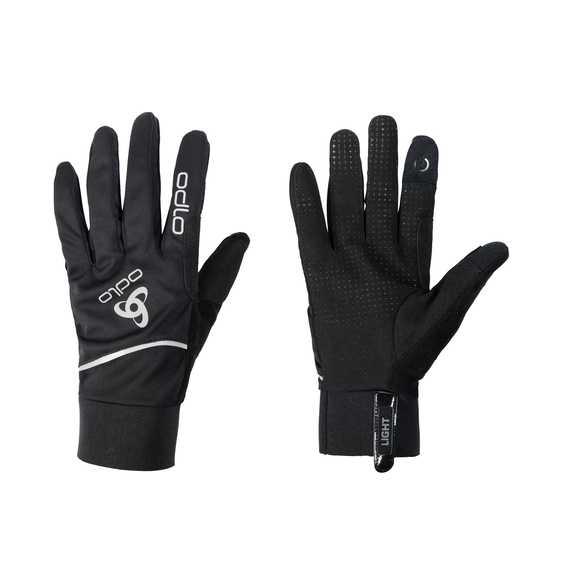 Gloves WINDPROOF Light, black, large