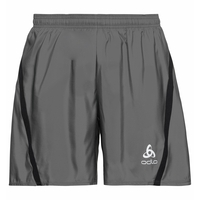 ELEMENT-short voor heren, odlo steel grey, large