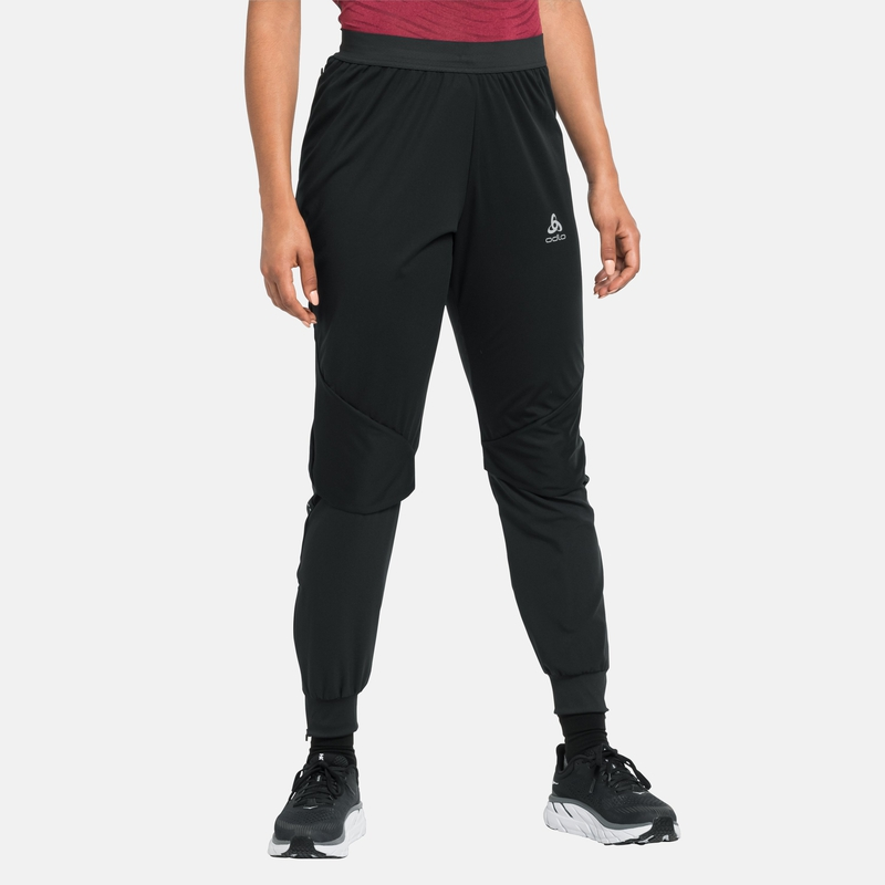 The Zeroweight Warm pants, black, large