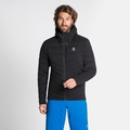 Men's SEVERIN COCOON Insulated Jacket, black, large