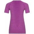 T-shirt SEAMLESS ELEMENT pour femme, hyacinth violet melange, large