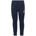 ACTIVE WARM ECO TREND KIDS-basislaagset, diving navy - grey melange - graphic FW20, large