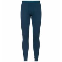 Men's NATURAL 100% MERINO WARM Base Layer Pants, deep dive, large