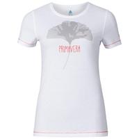 T-shirt s/s crew neck SIGNO LO, white, large