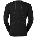 Men's ACTIVE X-WARM Long-Sleeve Base Layer Top, black, large
