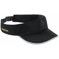 CERAMICOOL LIGHT Visor, black - blackpack, large
